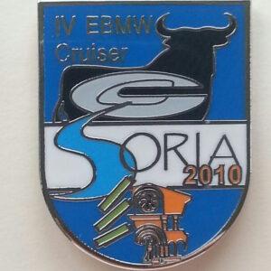 Pin Soria 5€-2 Unidades